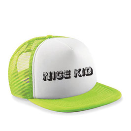 Snapback Cap - Nice Kid