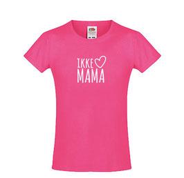 Ikke hou van mama - Kinder T-shirt