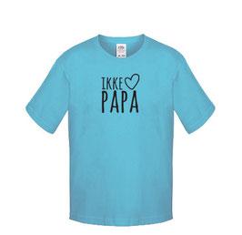 Ikke hou van papa - Kinder T-shirt
