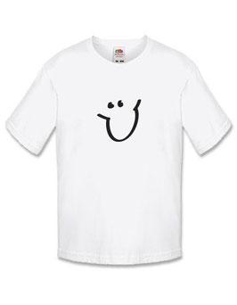 Jongens T-shirt 'lach'