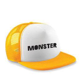 Snapback Cap - Monster