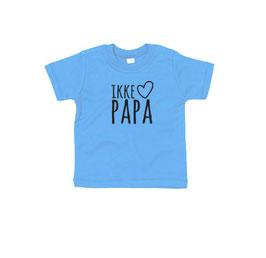Ikke hou van papa - Baby T-shirt