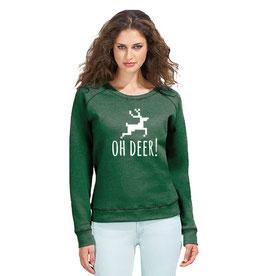 Kerst trui dames  > Oh Deer