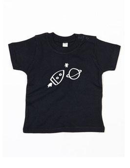 Baby T-shirt 'ruimte'