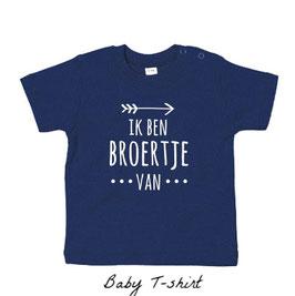 'Ik ben broertje van' - T-shirt