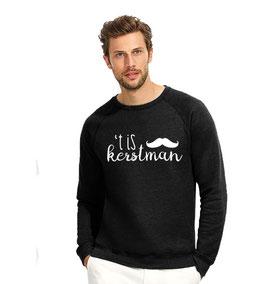 Kerst trui heren  > 't is Kerstman