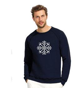 Kerst trui heren > IJskristal
