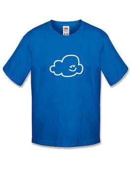 Jongens T-shirt 'wolk'
