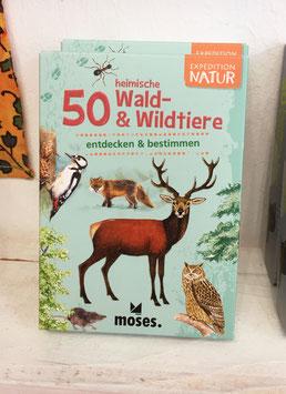 Heimische Wald & Wildtiere