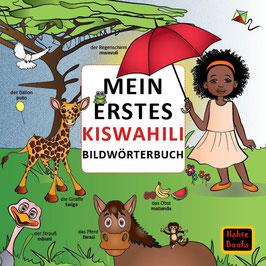 Mein Erstes Kiswahili Bildwörterbuch