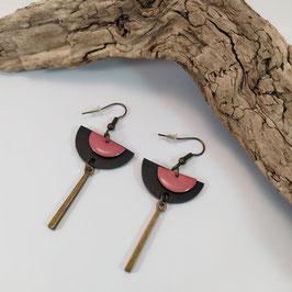 Boucles d'oreilles Milla Bronze