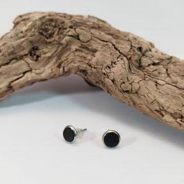 Boucles d'oreilles puces Pia