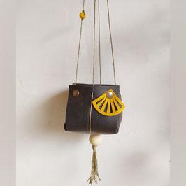 Mini Cache-Pot suspendu à Kusto EVA