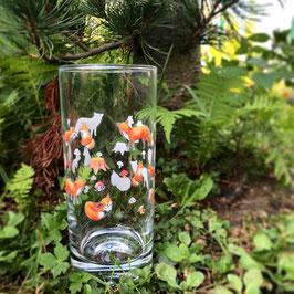 Trinkglas oder Tasse, verschiedene Designs