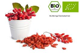 Bio Goji Beeren in Rohkost Premium Qualität