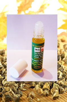 Bio Moringa ÖL Lipp Glas Stift  to go 10 ml