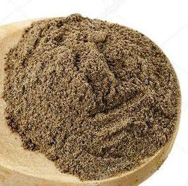 Bio Pfeffer Pulver natürliches  Bio Piperin aus schwarzem Bio Pfeffer  geprüfte Rohkost Qualität  Nährstoff schonend verarbeitet