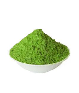 Bio  Moringa  Blatt Pulver feine Rohkost Spitzenqualität aus Teneriffa