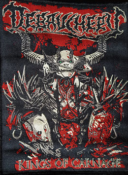 CARNAGE PATCH