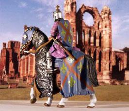R15 Portogisischer Ritter zu Pferd Portuguese Knight, XIV