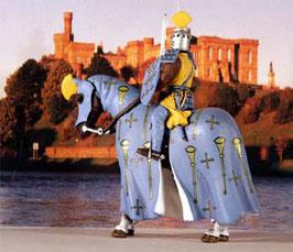 R12 Roger de Trumpington XIII Ritter des Mittelalters Ritterfigur Kreuzritter Altaya DeAgostini Frontline
