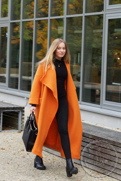 Walkloden Blogger Mantel - mein Style
