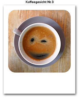 Kaffeegesicht No. 3