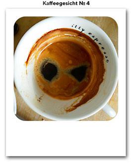 Kaffeegesicht No. 4