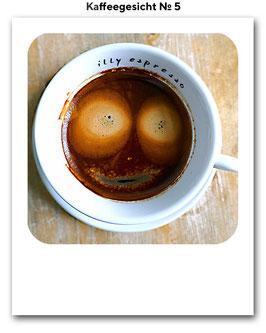 Kaffeegesicht No. 5