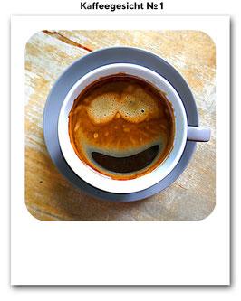 Kaffeegesicht No. 1