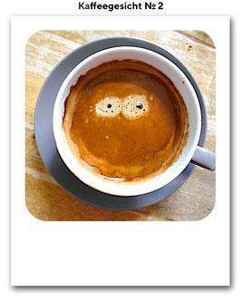 Kaffeegesicht No. 2