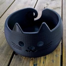 Katzen Schale Schwarz