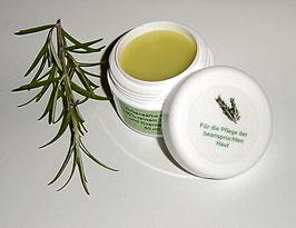 Zirbensalbe mit ätherischem BIO Zirben- und Rosmarinöl 50 ml