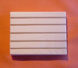 Seifenablage aus Zirbenholz