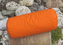 Nacken-/Venenrolle 40 x 20 cm orange
