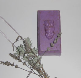 100 g Zirbenseife mit BIO-Lavendelöl
