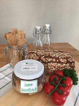 Lamm-Sauerfleisch