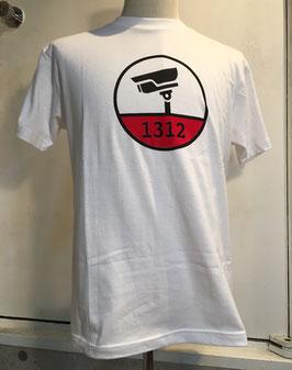 TTab CCTV Tee WHITE