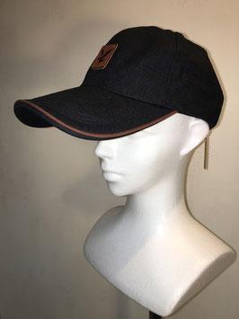 LYLE & SCOTT CAP BLACK