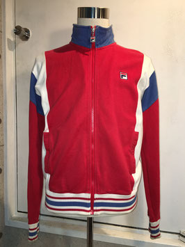 FILA TRACK TOP  RED