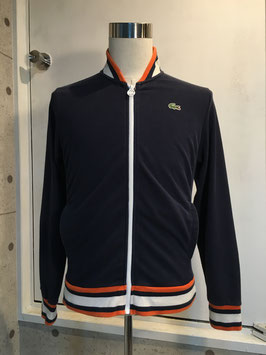 LACOSTE TRACK TOP NAVY