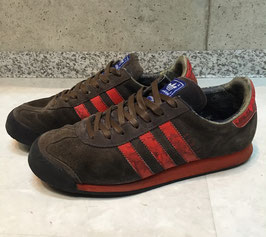 ADIDAS SAMOA DARK BROWN
