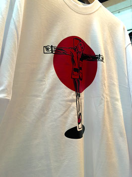 CRUCIFIED CASUAL tee JAPAN LIMITED EDITION