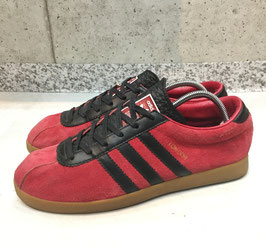 ADIDAS LONDON  RED