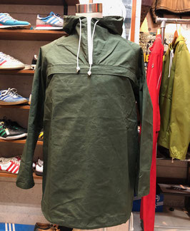 TTab × backdoor / Frock Smock Olive green