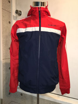 ADIDAS CAGOULE RED