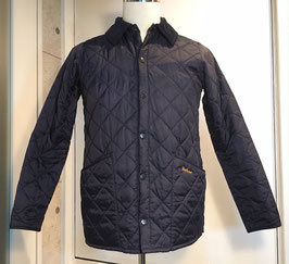 BARBOUR QUILTING JACKET NAVY