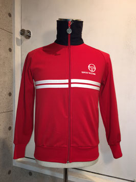 SERGIO TACCHINI VINTAGE DALLAS TRACK TOP RED