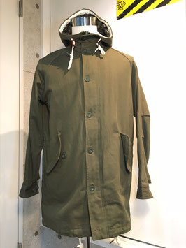 WEEKEND OFFENDER STONES JACKET OLIVE