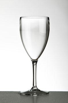 Weinglas Vino Acrylic glasklar